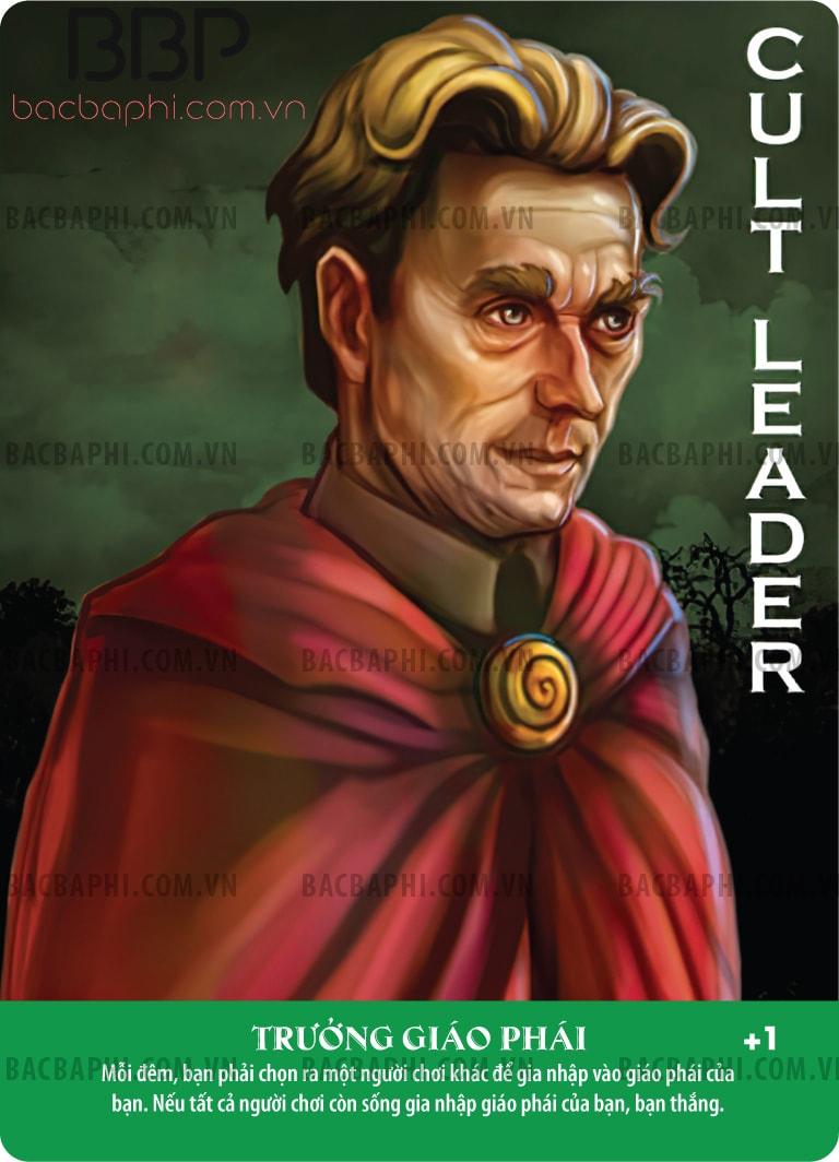 Cult Leader (Trưởng giáo phái)
