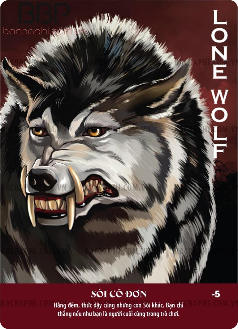 Lone Wolf (Sói cô đơn)